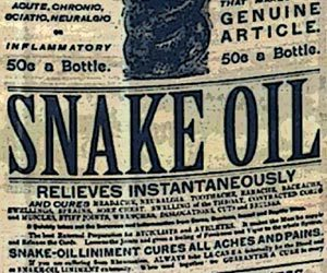 Is Aloe Vera snake oil?