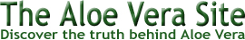 The Aloe Vera Site Logo